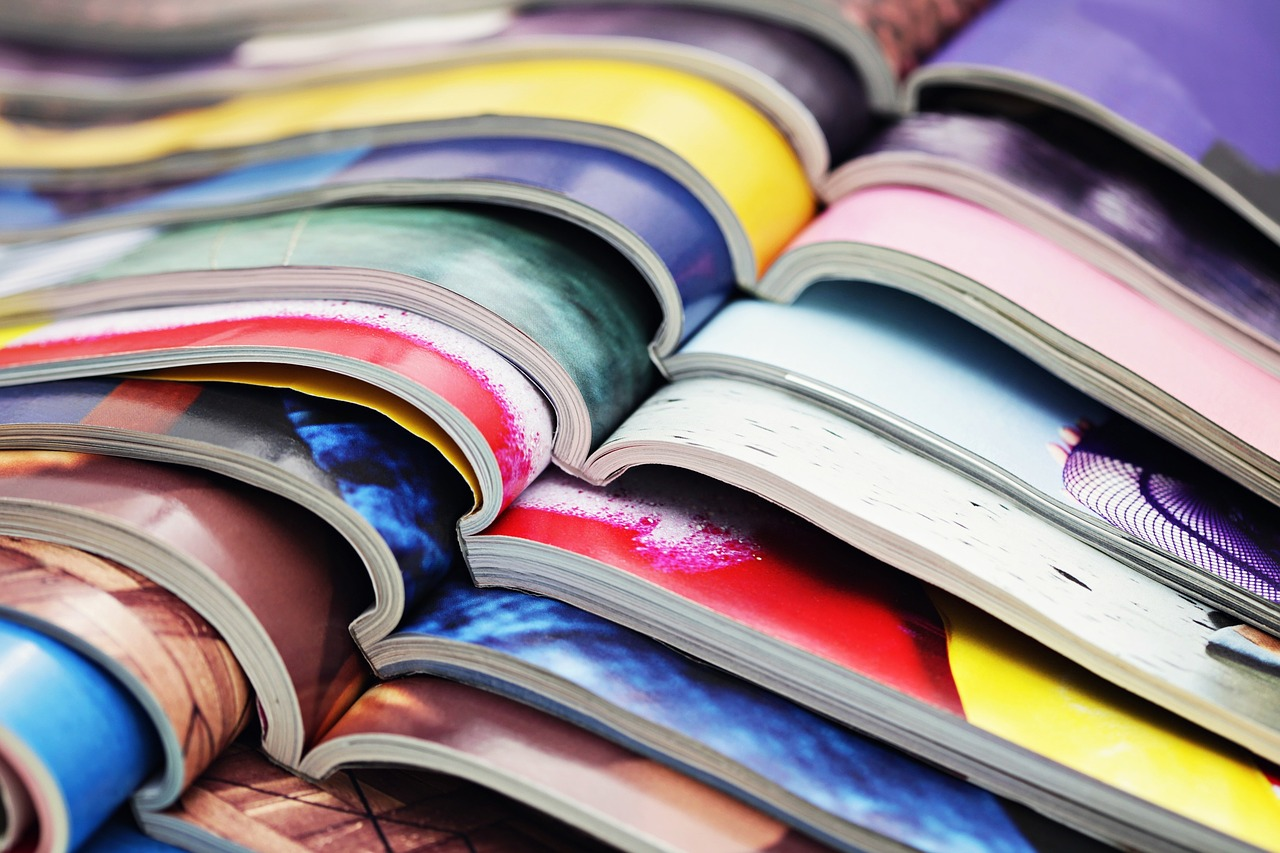 Magazines - Use PR to promote your trade show or exhibition